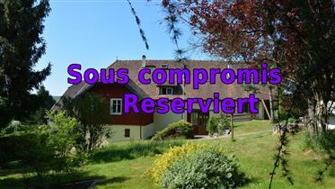 Bauernhaus Ostfrankreich / Franche-Comté Haute-Saône