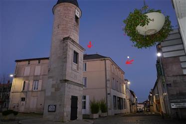 "Dorf Haus, Süd-West Frankreich, Poitou Charentes ""Herrenhaus"" Europa!"