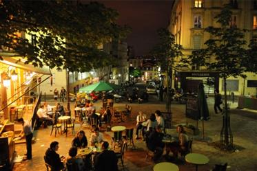 Studio 31sqm in het hart van Montmartre
