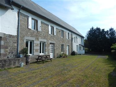 Grande maison individuelle près de Hambye Manche Normandie