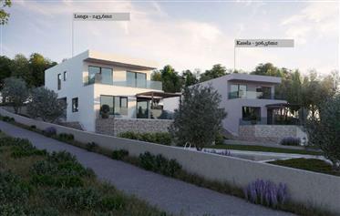 Maison : 288 m²