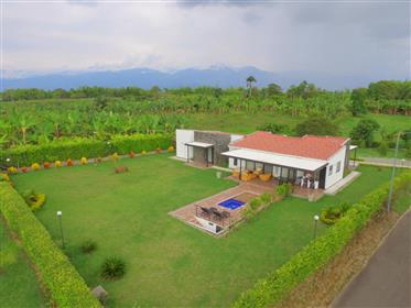 Luxury property: 320 m²