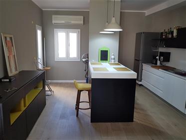 Apartment with veranda for sale in Vlora