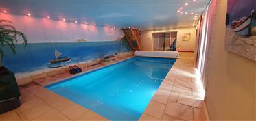 Magnifique propriété doté de 3 gîtes piscine