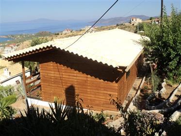 Venta privada-casa unifamiliar del sur del Peloponeso