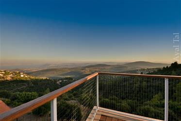 Exceptional Villa On The Mountain Overlooking Sea Of Galilee