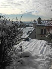 Haus in Montmartre