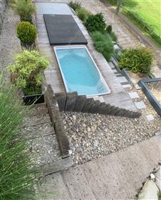 Superbe villa d'architecte 2012 en impasse
