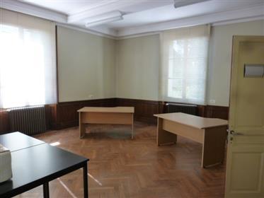 Prestigieus pand: 1.100 m²