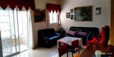 Increíble apartamento, 90M ², aparcamiento privado, 2 balcones!!!