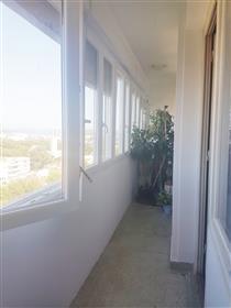 Appartement avec vue sur la mer depuis toutes les chambres