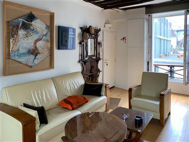 Παρίσι 3ème Οδός Ραμπουκτώ-διαμέρισμα 3 δωματίων