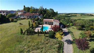 Country House near to Mirepoix