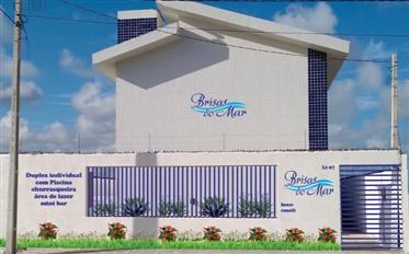 Διώροφη κατοικία με πισίνα και BBQ περιοχή βορειοανατολικά της Βραζιλίας