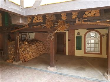 Wohnhaus Oberbronn Elsass