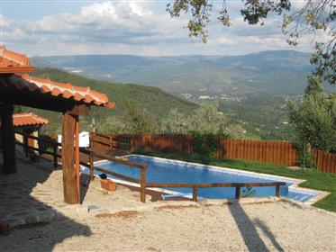 Ορεινό σπίτι T3 + 1-ρομανικός δρόμος-Celorico de BASTO