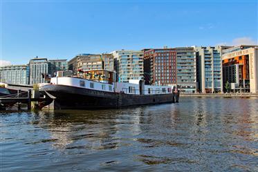 Péniche Ms 3 Gebroeders-Amsterdam