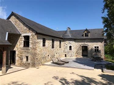 Demeure de charme rénovée en Bretagne