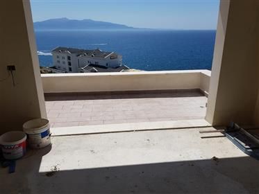 Luxury Flat for sale with sea view in Saranda