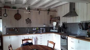 Maison type Bourguignonne+ maisonnette