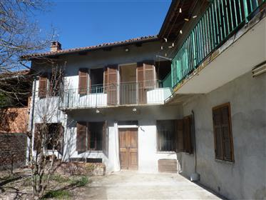 Casa di campagna Piemonte