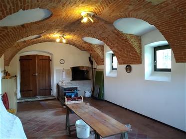 Prestižní domov v jižním Piemmontu