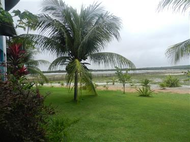 Propriedade de luxo no nordeste do Brasil