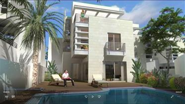 Luxury villa in Marina Ashdod, Israel