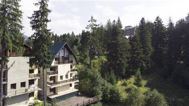 Apartamentos de dos y tres habitaciones, Predeal Cioplea