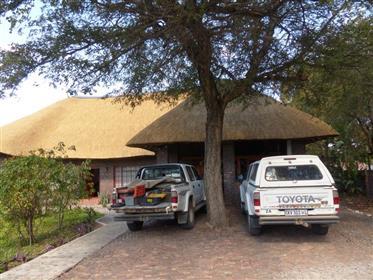 House for sale 4 km from Kruger National Park entrance