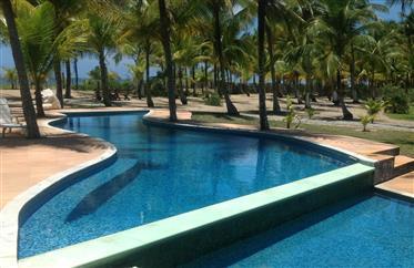 Casa de praia no paraíso