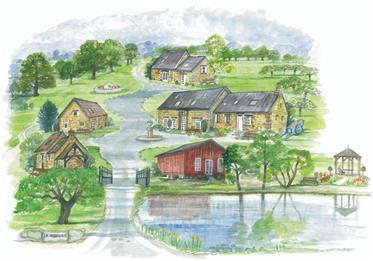 Village de retraite Normandie