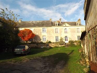 Manoir proche Angers