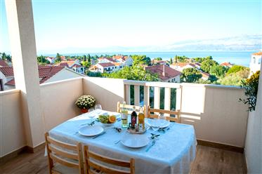 Comfortable apartments for sale with sea view