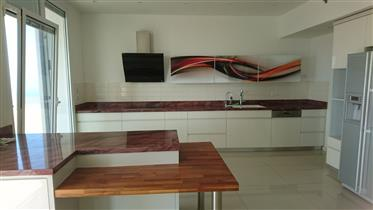 Newly designed and beautiful apartment, spacious, bright!!!