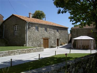 Granja tradicional gallega