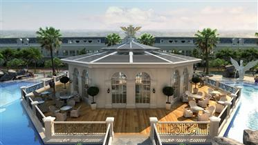 Guaranteed 8 % Roi For 5 Years Luxury Apartment In Dubai Price Rs 1Cr .