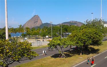 En Quadra da Praia, en Flamengo Río de Janeiro