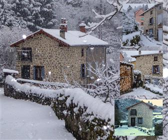Dream house for creative people in the High Auvergne