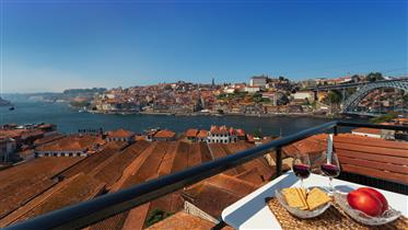 Stunning Douro river views 2 bedroom apartment