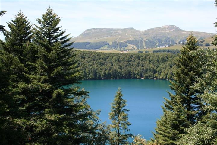 Lake Pavin, Auvergne
