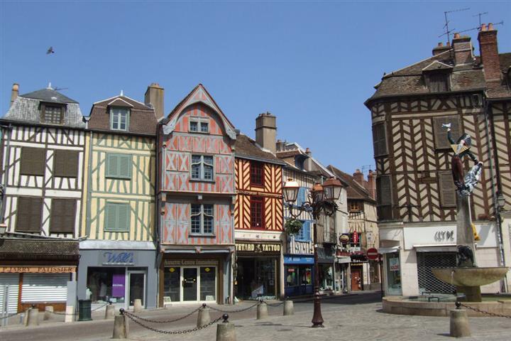 Les Andelys, Eure, France