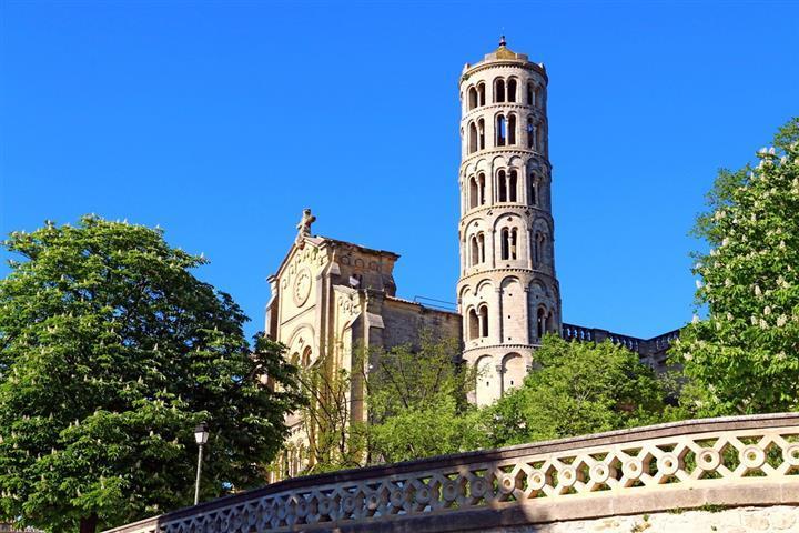 Cathédrale Saint-Théodorit et tour Fenestrelle, Uzès