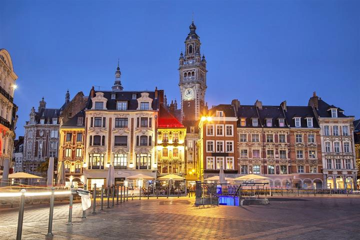 Grand'Place in Lille