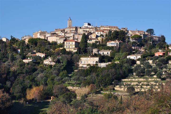 Vieux village de Mougins