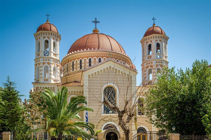 Cathédrale de Thessalonique, Macédoine