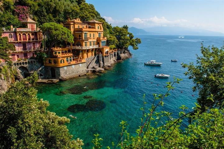 Village de Portofino, Ligurie